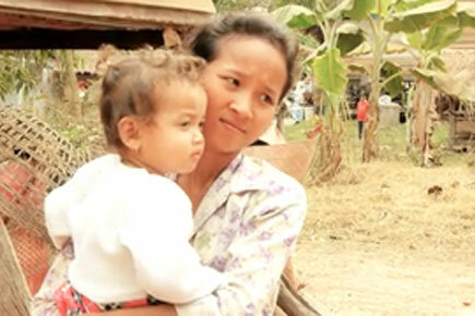 Mother and Child Health - WFP Cambodia