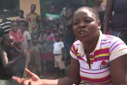 We Want Peace, Say Families Displaced By Fighting In CAR