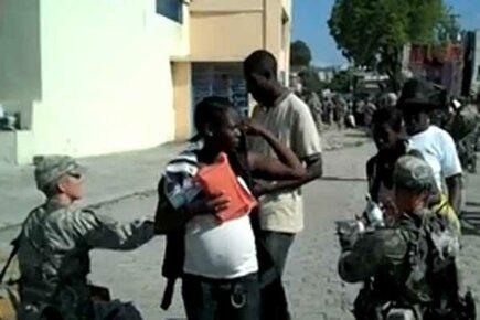Haiti: Ready-to-Eat Meals