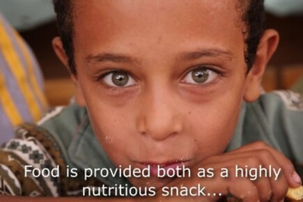 """Doppia Speranza"" Egyptian Twins Rahma And Shahd Narrate Their Experience With WFP"