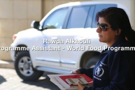 Day In The Life Of Aid Worker In Syria