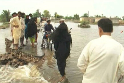 Pakistan: Awash in the 'Land of Five Rivers'
