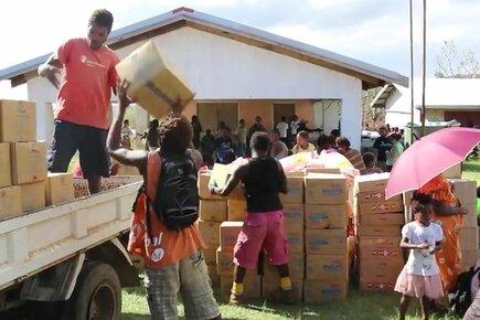 Vanuatu: WFP Joins Bid To Tackle Cyclone Pam Aftermath