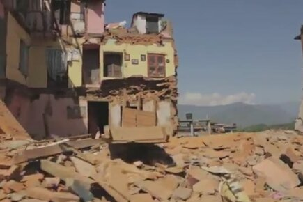 WFP Racing Against The Clock In Quake-Hit Nepal