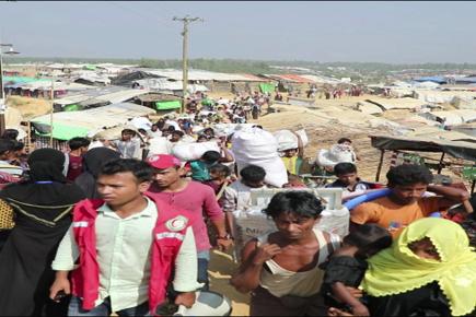Bangladesh, Kutupalong Camp