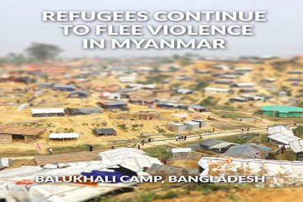 WFP Prepares to Face Upcoming Monsoon Season in Bangladesh Refugee Camps