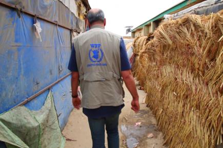 Fighting Hunger in Nigeria with Arif Husain
