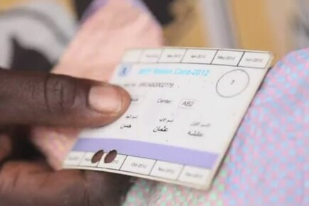 WFP Cash Vouchers: An Innovative Way To Fight Hunger In Darfur