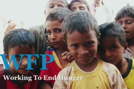 WFP Yemen: Working to End Hunger