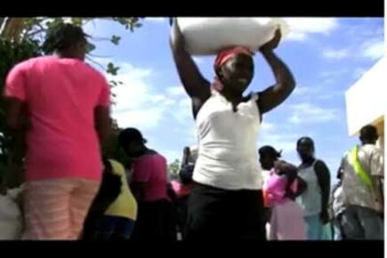 New coupon system targets women for food aid