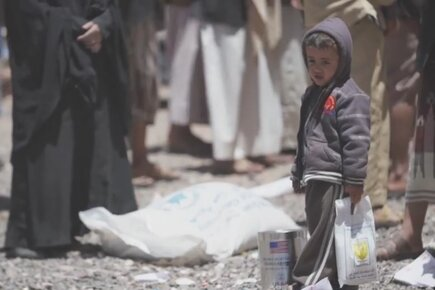 WFP Reaches Out To Hungry Yemenis Despite Insecurity