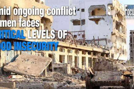 Focus On Zero Hunger: Yemen (Episode 9)