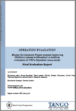 Bhutan DEV 200300 Improving Children's Access To Education: A mid-term Operation Evaluation