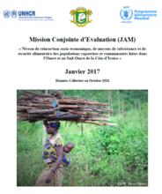 Côte d'Ivoire - Mission Conjointe d'Evaluation (JAM), Janvier 2017