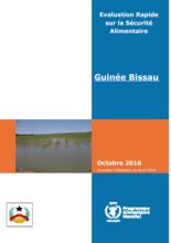 Guinée Bissau - Evaluation Rapide sur la Sécurité Alimentaire, October 2016