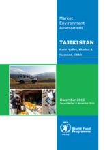 Tajikistan - Market Environment Assessment: Rasht Valley, Khatlon & Faizobod, GBAO, December 2016