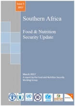 Southern Africa - Food and Nutrition Security Working Group, 2017