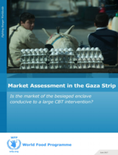 State of Palestine - Market Assessment in the Gaza Strip: Is the market of the besieged enclave conducive to a large CBT intervention? June 2017