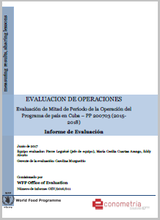 Cuba CP 200703 (2015-2018): An Operation Evaluation