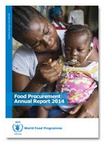 WFP Food Procurement - Annual Reports