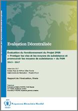 Cote d'Ivoire, PRRO 200464: an evaluation