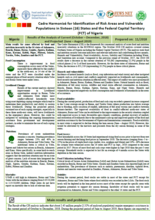 Cadre Harmonisé for Identifying Risk Areas and Vulnerable Populations in Sixteen (16) States of Nigeria and Federal Capital Territory (FCT) of Nigeria