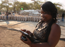 Lessons Learned on Grain Quality Control & Mobile Information Systems within Zambia's Food Reserve Agency