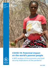 COVID-19 - Potential Impact on the World's Poorest People