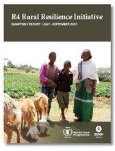 2017 -  R4 Rural Resilience Initiative - Quarterly Report July-September 2017