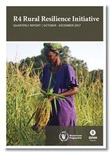 R4 Rural Resilience Initiative Quarterly Report Oct-Dec 2017
