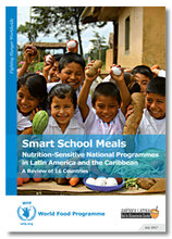 2017 - Smart school meals - Nutrition-sensitive national programmes in Latin America and the Caribbean