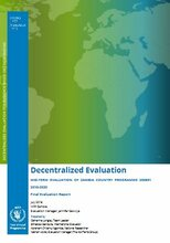 Zambia, Country Programme 200891: a mid-term evaluation