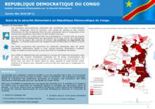 République Démocratique du Congo - Bulletin trimestriel d'information sur la Sécurité Alimentaire