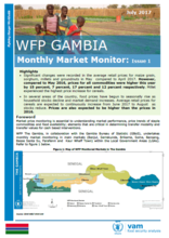 Gambia - Monthly Market Monitor, 2017