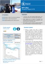 Situation Report - Libya