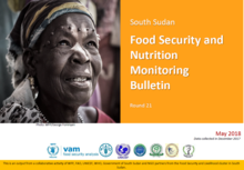 South Sudan - Food Security and Nutrition Monitoring Bulletin
