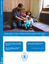Turkey - Social Cohesion: Refugee and Host Community Online Survey