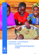 2019 - WFP in Mali - Towards Sustainable Food Security