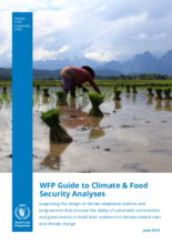 2019 - Guide to Climate and Food Security Analyses