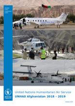 UNHAS Afghanistan in Focus 2018-19
