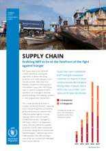 Supply Chain Factsheets