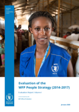 Evaluation of the WFP People Strategy (2014-2017)