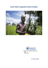 South Sudan - Integrated Context Analysis, December 2018