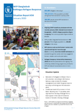 Cox's Bazar - External Situation Report (January 2020)