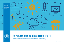 Forecast-based financing (FbF) - Anticipatory actions for food security (2019)