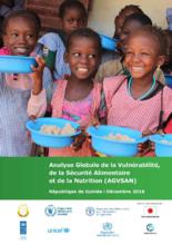 Guinea - Analyse Globale de la Vulnérabilité, de la Sécurité alimentaire et de la Nutrition
