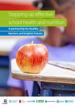 Joint  Advocacy Brief - Stepping up effective school health and nutrition