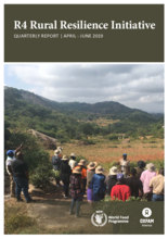 R4 Rural Resilience Initiative - Quarterly Report April-June 2019