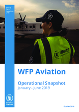 WFP Aviation Mid-Year Review 2019
