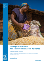 Strategic Evaluation of WFP Support for Enhanced Resilience